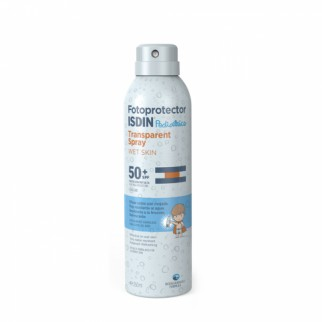 ISDIN FOTOPROTECTOR IP50 PEDIATRIC TRANSPARENT SPRAY 200ML