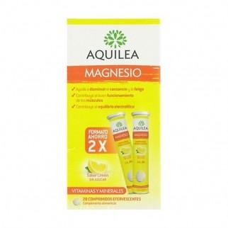 AQUILEA MAGNESIO EFERVESCENTES 28 CÁPSULAS