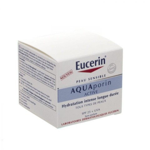 EUCERIN AQUAPORIN ACTIVE CREMA HYDRA IP25 50ML