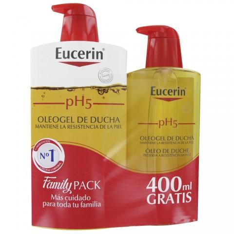 EUCERIN OLEOGEL DE DUCHA PH5 1000ML