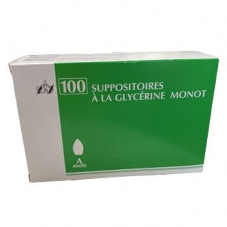GLYCERINE MONOT ADULTE 100SUP