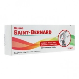SAINT BERNARD CREME 100G