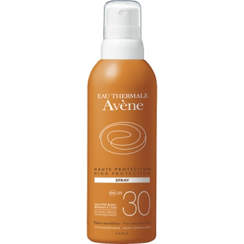 AVENE SOLAIRE SPRAY IP30 200ML