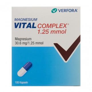 MAGNESIUM VITAL COMPLEX 100 CAPSULAS