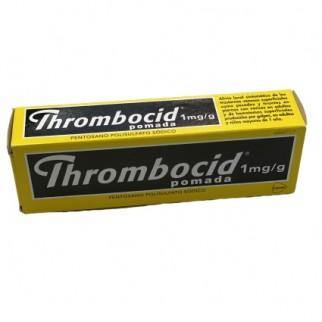 THROMBOCID POMADA 60GR
