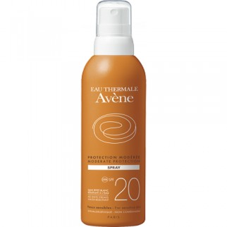 AVENE SOLAIRE SPRAY IP20 200ML