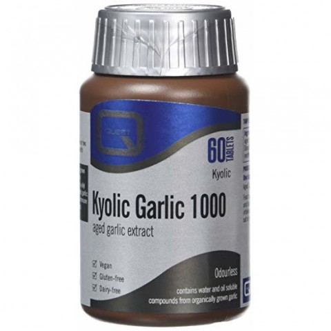 QUEST KYOLIC GARLIC 1000MG 60TAB