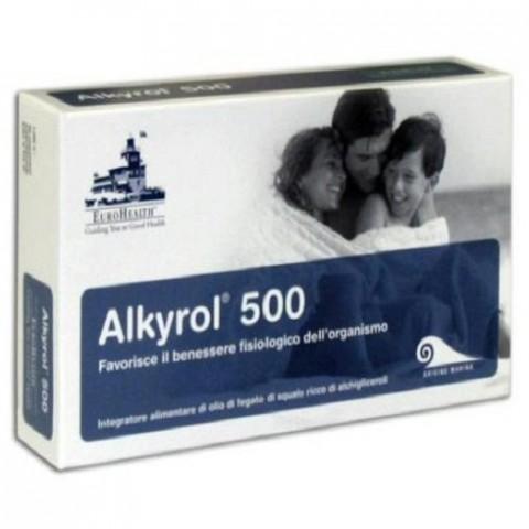 ALKYROL 500MG 120 CAPS