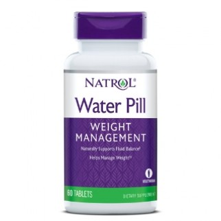 NATROL WATER PILL 60 TABLETAS