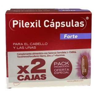 PILEXIL CAPSULAS FORTE 100 CAPSULAS X2 CAJAS